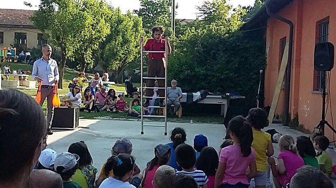 Al Sobrino, sabato 27, Parkeggiamo ha fatto divertire centinaia di bambini 1
