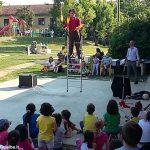 Al Sobrino, sabato 27, Parkeggiamo ha fatto divertire centinaia di bambini