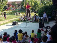 Al Sobrino, sabato 27, Parkeggiamo ha fatto divertire centinaia di bambini 4