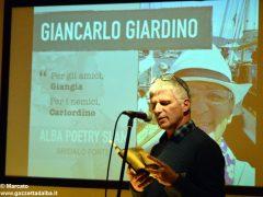 Romano Vola ha vinto l'Alba poetry slam. Ecco tutte le foto della tenzone poetica 4