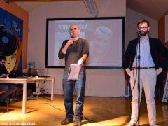 Romano Vola ha vinto l'Alba poetry slam. Ecco tutte le foto della tenzone poetica 7