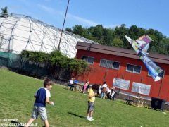 Grande festa di colori e aquiloni a San Cassiano. Ecco le foto 4