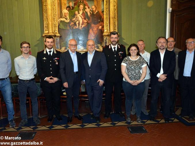 Carabinieri congedo Ignazio Patti (1)