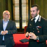 Carabinieri: il comandante della Compagnia ora è capitano