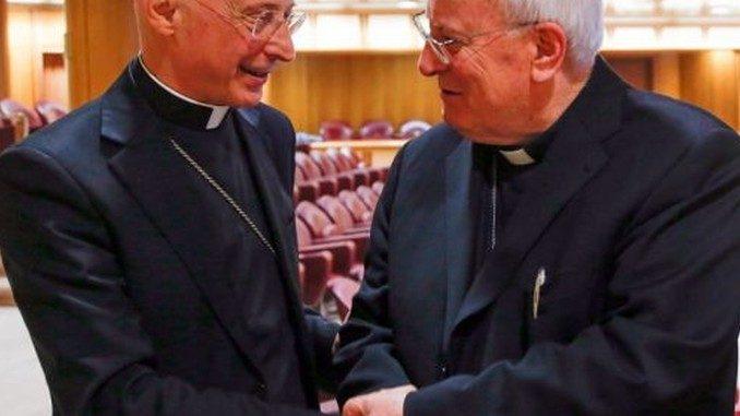 Il cardinale Gualtiero Bassetti nuovo presidente della Cei