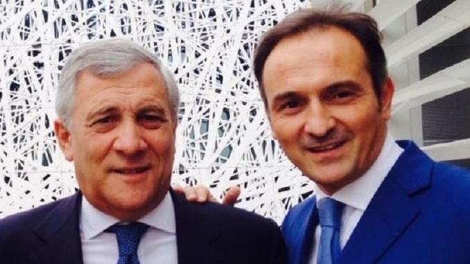 Due giorni in provincia di Cuneo per il presidente del parlamento europeo Tajani