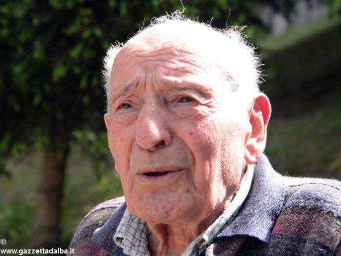 Morto a 94 anni il partigiano e mugnaio Felice Marino