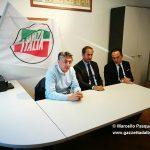 Gionni Marengo è il nuovo coordinatore cittadino di Forza Italia