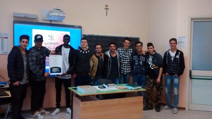 Scuole superiori: premiati gli studenti dell'Ipsia di Bra