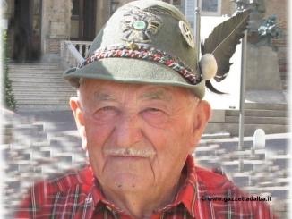 A Bandito l'ultimo saluto al novantaquattrenne reduce di Russia Giovanni Lenta