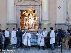 Sommariva Bosco: grande partecipazione alla doppia processione della Beata Vergine