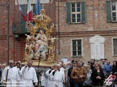 Sommariva Bosco: grande partecipazione alla doppia processione della Beata Vergine 2
