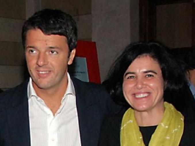 Marta Giovannini – Matteo Renzi