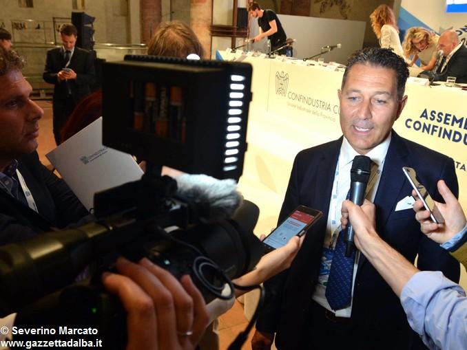 Mauro Gola nuovo presidente Confindustria Cuneo