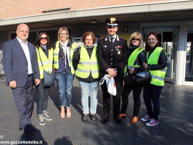 I Carabinieri centauri si riuniscono e sostengono le missioni religiose in Africa 1