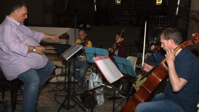 Paolo Paglia: «Spirituality, il concerto più bello della mia vita»