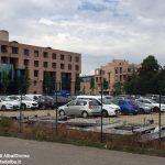 Ad Alba si può parcheggiare nell'area Inail adiacente piazza Prunotto