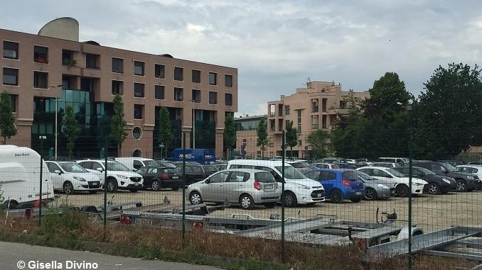 Fino al 31 maggio sarà aperto il parcheggio Inail di piazza Prunotto