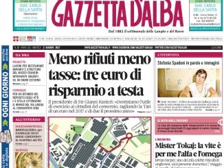 La copertina di Gazzetta di martedì 2 maggio