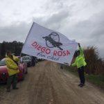 I tifosi di Diego Rosa organizzano un pullman per l'arrivo a Oropa