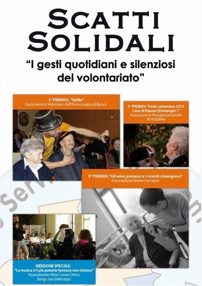 Scatti solidali, torna il concorso fotografico del Csv