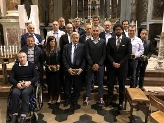 Premiati con un orologio d'oro 16 dipendenti Silva Team con 25 anni di anzianità