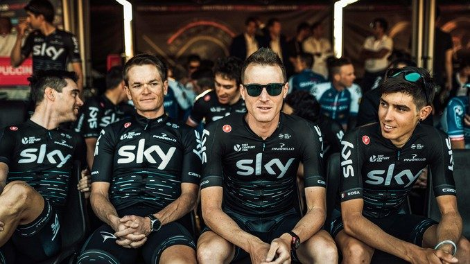 Giro d'Italia: Diego Rosa cerca riscatto dopo la caduta