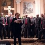Sommariva del Bosco intitola la Sala della musica a don Ferruccio Civra