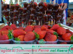 A Sommariva Perno inizia la Sagra: fragole, teatro, arte e musica 3