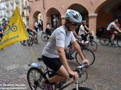 Alba in bici: la fotogallery 42