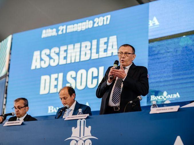 Record di presenze: 15.120 soci all'assemblea di Banca d'Alba