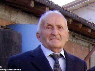 Monforte piange l'ex vicesindaco Franco Borio