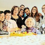 Erminia Bianchini è la terza persona più longeva del Piemonte