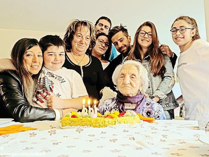 centenaria ricca