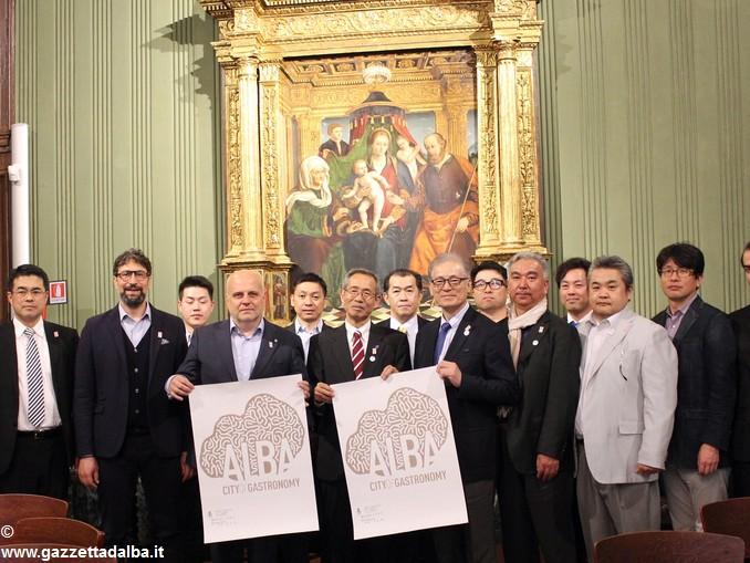 delegazione tsuruoka alba 3