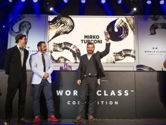 Alla finale internazionale del Diageo Reserve World Class andrà il torinese Mirko Turconi