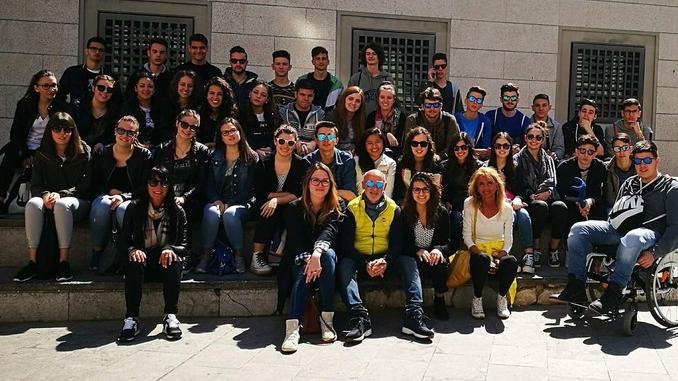 Studenti albesi a Cinisi per capire la lotta alla mafia 1