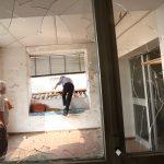 Ancora atti vandalici nell'ex Tribunale di Alba: allagata l'aula udienze del giudice di pace