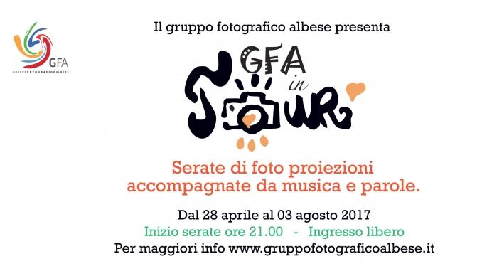 Prosegue il tour del Gruppo fotografico albese, questa sera, alle 21, a Piobesi