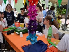 Macramè celebra la solidarietà tra i popoli. Tutte le foto della festa 15