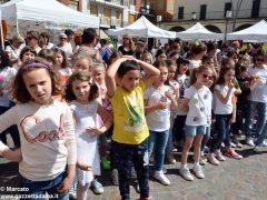 Macramè celebra la solidarietà tra i popoli. Tutte le foto della festa 16