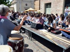 Macramè celebra la solidarietà tra i popoli. Tutte le foto della festa 1
