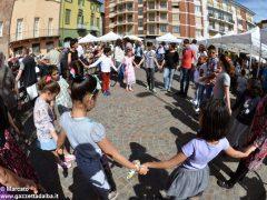 Macramè celebra la solidarietà tra i popoli. Tutte le foto della festa 20