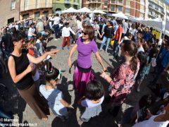 Macramè celebra la solidarietà tra i popoli. Tutte le foto della festa 21