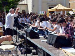 Macramè celebra la solidarietà tra i popoli. Tutte le foto della festa 2
