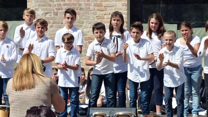 Macramè celebra la solidarietà tra i popoli. Tutte le foto della festa 5