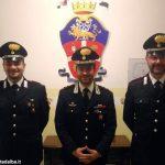 Il maresciallo Patti in pensione, Grosso al comando della stazione Carabinieri di Alba