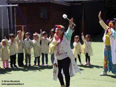 """Fotogallery: i momenti più belli della visita dei """"nasi rossi"""" alla scuola dell"""