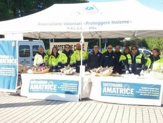 Proteggere Insieme raccoglie 8 mila euro per le famiglie di Amatrice