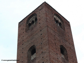 Lunedì 15 maggio inizieranno i lavori di restauro della Torre Sineo di Alba